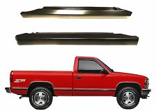 Replacement LH & RH Rocker Panels For 1988-1998 Chevrolet & GMC Trucks New USA