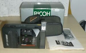 Ricoh XF 30 35mm Compact Film Camera GWO Great cosmetic Condition Lomo