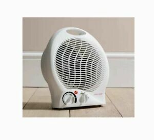 🔥Upright 2kw 2000w Portable Electric Upright Adjustable Fan Heater Hot Cold