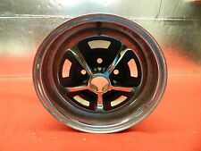 "1 USED Magnum 500 Chromed Steel Wheels 14""x5 1/2"" x 4 1/2"" Bolt Circle"