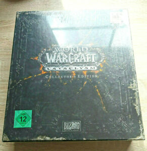 World Of WarCraft: Cataclysm - Collector's (Neu und in OVP, mit Lootchance)