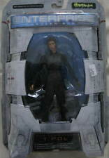 Star Trek Enterprise Broken Bow Sub-Commander T'Pol 2002 Art Asylum