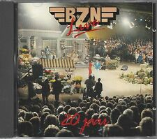 BZN  ‎–  Live 20 Jaar   cd    17 tracks