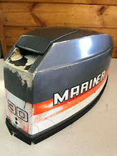 1988 Mariner 30 HP Outboard Hood Top Cowl Cowling Shroud Freshwater MN