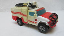 Transformers Robots in Disguise Siren Ambulance