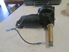 Windshield Wiper Motor Assy, Used, for Military Vehicle or Equipment?