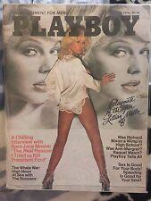 Vintage Playboy Magazine June 1976 Issue. Plastic Seal