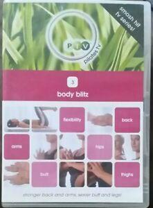 Pilates tv body Blitz 3