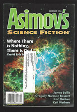 Asimov's Science Fiction December 2016