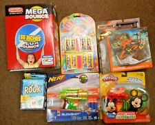 Lot Of 6 Assorted Name Brand Toys- See Below For Brands And Items Wholesale Lot