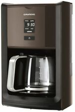 Grundig KM 7280 G Kaffeemaschine Kaffeeautomat 12 Tassen 1000 Watt