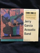 JERRY GARCIA ACOUSTIC BAND Almost Acoustic NEW CD album RSD18 reissue