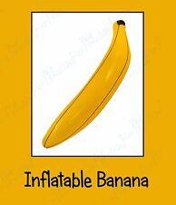 Giocattolo Gonfiabile Banana 80 cm b'day Pinata Loot/Party Bag Filler Nozze/Bambini Divertimento