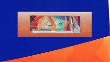 AUSTRALIA 2001- NATIONAL MUSEUM OF AUSTRALIA SE-TENANT PAIR POST OFFICE PACK MUH