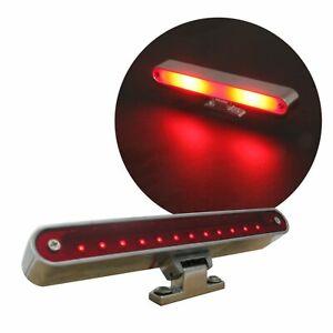 Billet LED 3rd Brake Light with Turn Signal AutoLoc AUTLED3B1 muscle custom rat