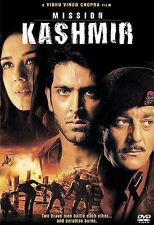 Mission Kashmir (DVD, 2002)  NEAR EXCELLENT,  WITH SCENE SELECTION GUIDE !!