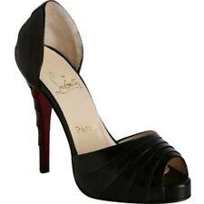Christian Louboutin Women\u0027s Open Toe Heels