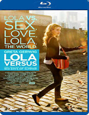 LOLA VERSUS - BLU-RAY - REGION B UK