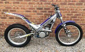 Sherco ST290 Trials Bike