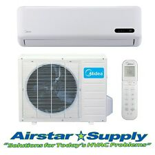 18000 BTU Ductless AC Mini Split Heat Pump Air Conditioner 17 SEER 1.5 TON 230V