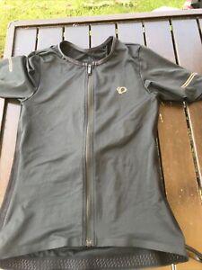 pearl izumi womens Cycling Top Black S Bnwt