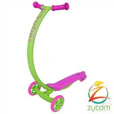 Zycom C100 Cruz Enfants Mini Trottinette - Citron / Rose