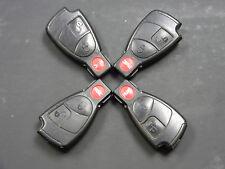 LOT OF 4 Mercedes Benz Infra Red BLACK Key Keyless  Fob OEM IYZ3312 IYZ 3312
