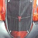 FORD 1934 GRILLE BUGSCREEN