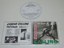 The Clash / London Calling (Columbia 495347 2) CD Álbum