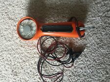 Vintage AT&T Orange Lineman Butt Line Test Telephone Rotary Tested