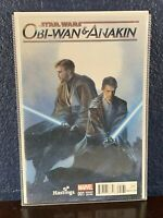 STAR WARS Hastings Dell'Otto Variant OBI-WAN & ANAKIN #1 Issue NM+ Comic Marvel