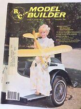 Model Builder Magazine Waco YKS-6 Sport Scale January 1981 041817nonrh2