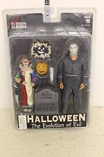 Neca Halloween Evolution of Evil Figure Set