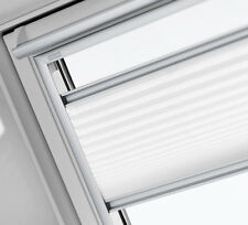 Store Velux plissé Blanc 55x78cm FHL C02 1016  NEUF