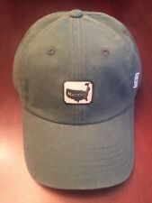 2018 Masters Hat Cap Vintage Exclusive Augusta National Green New!