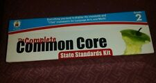 "The Complete Common Core State Standards Kit Pocket Chart Cards Grade 2 ""New"""