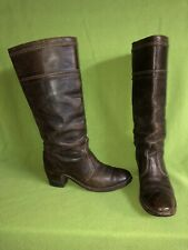 Brown Frye Boots 8.5