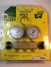 Refco 4675440 Manifold Set Apex 7 F R410a Fg Ccl 60