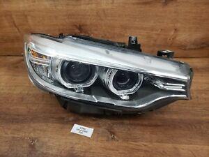 ✅ 14-17 OEM BMW F80 F32 F36 Right Passenger Adaptive Bi-Xenon Headlight Complete