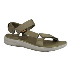 Teva Mens Sanborn Universal Sandals, Burnt Olive