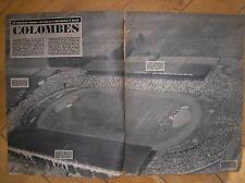REIMS RACING 1950 STADE COLOMBES PARIS COUPE DE FRANCE FOOTBALL POINT DE VUE