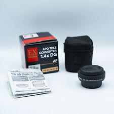 Sigma Apo Tele Converter 1.4x DG EX für Nikon, Gebraucht mit OVP