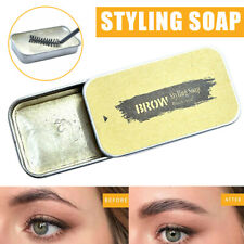 3D Feathery Brows Makeup Soap Long Lasting Eyebrow Gel Natural Tint Fixed Gel