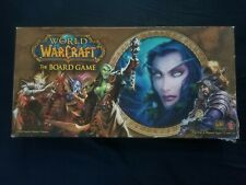 World of Warcraft: The Board Game - Fantasy Flight Games - unpunched Complete