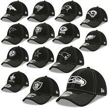 New Era Cap 39thiry Stretch Cap NFL Sideline 19/20 Seahawks Patriots Raiders 3rd