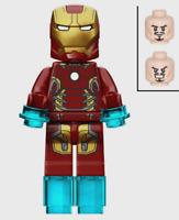 LEGO Avengers Age of Ultron Iron Man Mark 43 Minifigure new from set 76031