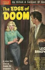 Edge of Doom Vintage Paperback