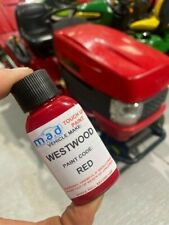 More details for 30ml touch up paint bottle westwood t1200 t1600 t1800 t50 t60 t80 ride on mower