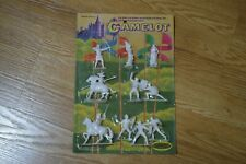 Camelot Blister Card  made by Aurora   Excellent