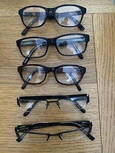 Kids eye glasses used.